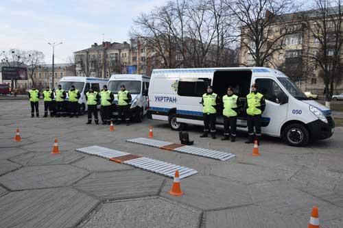 На дорогах Полтавщини перевізників перевірятимуть 3 мобільні лабораторії з габаритно-ваговим контролем