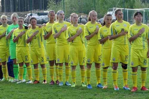 Вихованки ДЮСШ м. Гребінка запрошені до лав національної дівочої збірної України по футболу
