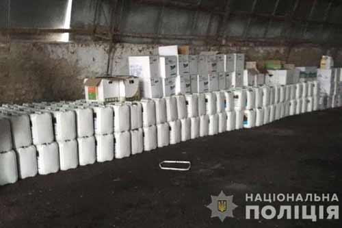 Правоохоронці Полтавщини задокументували ряд злочинів, пов'язаних з розкраданням державного майна