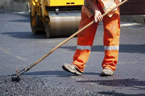 На Полтавщині у семи районах повністю завершені роботи з ремонту доріг