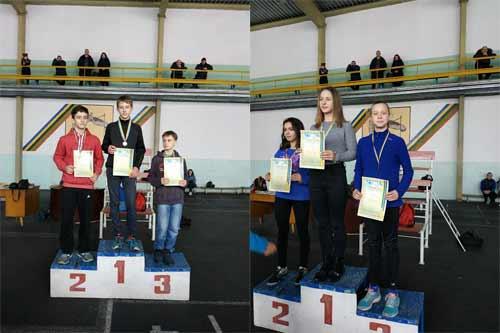 У Гребінці відбувся Чемпіонат Полтавщини з легкоатлетичного чотириборства серед дітей 2006 року народження