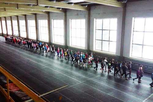 У Гребінці відбулися легкоатлетичні змагання серед школярів 2004 року народження