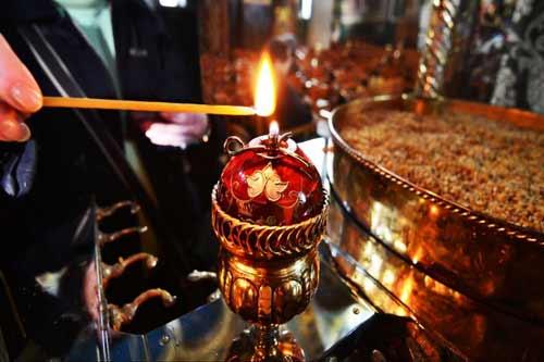 На Полтавщині перша громада УПЦ МП перейшла до Православної Церкви України