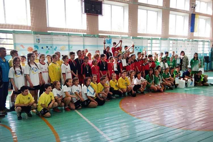 В Пирятині відбувся ІІІ (обласний) етап Всеукраїнського спортивно-масового заходу