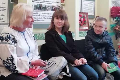 Досвідчених авторів та початківців Гребінківщини зібрала літературна студія «Майстерня авторів»