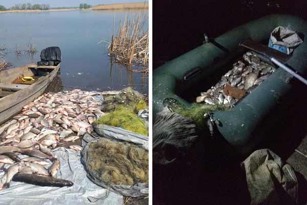 За місяць роботи Полтавський рибпатруль викрив 339 порушень природоохоронного законодавства