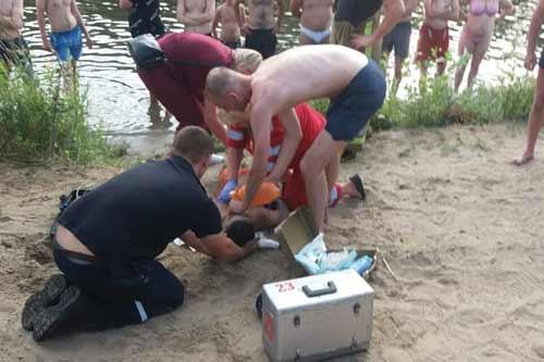 За добу на Полтавщині потонуло чотири людини