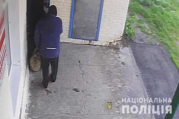 Поліція Полтавщини розшукує підозрюваного у замаху на вбивство та розбійному нападі на банкіра