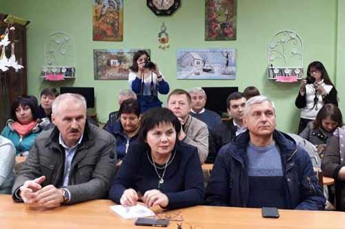 Чиновники вирішили розділити Полтавську область на 4 райони