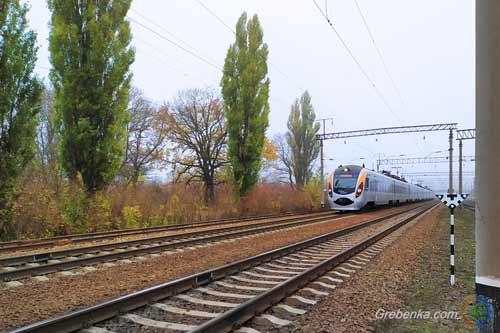 На Полтавщині швидкісний потяг «Київ — Харків» збив чоловіка
