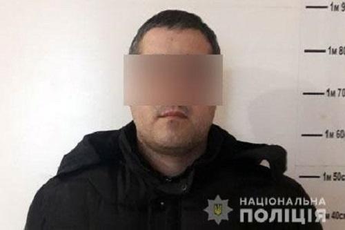 На Полтавщині затримали чоловіка, який перебував у міжнародному розшуку за крадіжки