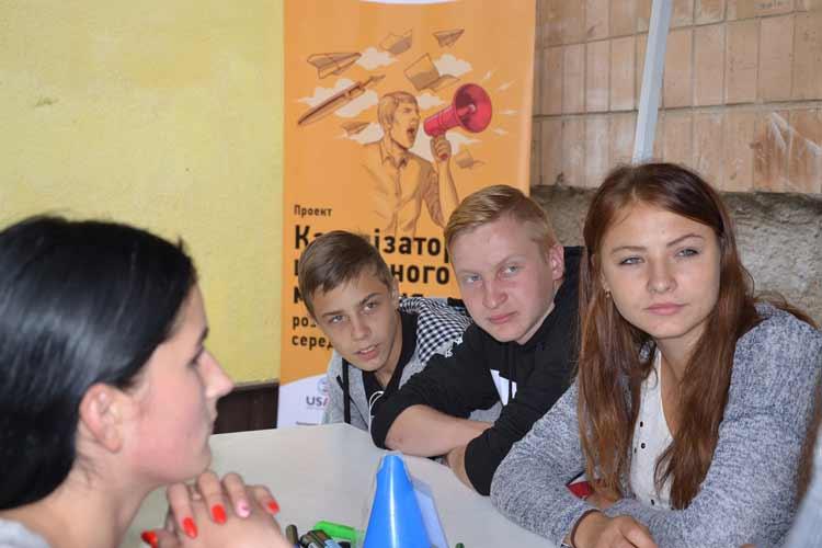 Марафон освітніх квестів з медіаграмотності відбувся на Полтавщині