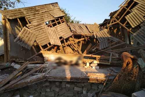 На Полтавщині унаслідок обвалу стіни загинув чоловік