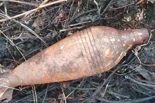 У центрі Лубен виявили вибухонебезпечний предмет