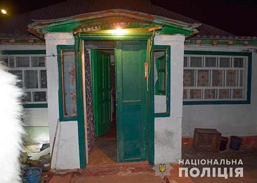 На Полтавщині лубенські поліцейські затримали підозрюваного на місці вчинення тяжкого злочину