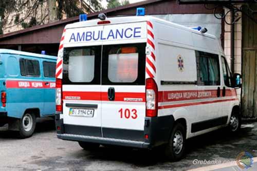 У Гребінці на робочому місці травмувався працівник залізничного депо