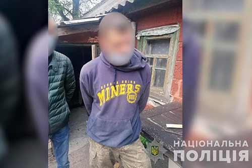 На Полтавщині оперативники затримали наркоділка, який вирощував коноплі
