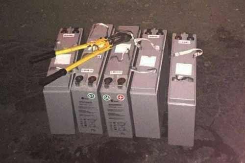 На Полтавщині двоє киян обікрали підстанцію оператора мобільного зв'язку