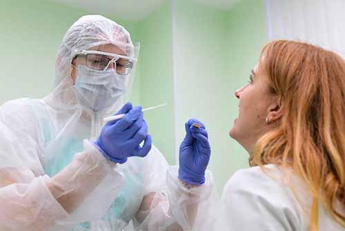 5 листопада на Полтавщині діагностували 462 випадків інфікування COVID-19