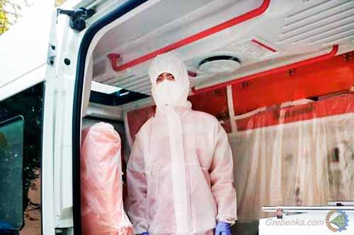 473 випадків COVID-19 виявили на Полтавщині, з них 3 нові - на Гребінківщині