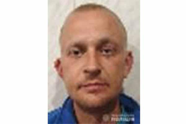 Поліція Полтавщини розшукує чоловіка, який ухиляється від відбування покарання
