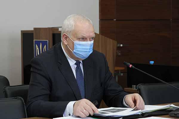 Програму розвитку та підтримки комунальних закладів охорони здоров'я Полтавщини виконано на 99,3%