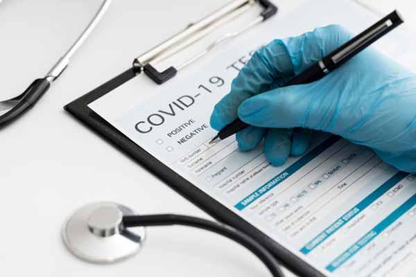 На Гребінківщині зафіксували 8 нових випадків захворювання на COVID-19