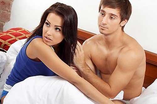 Сексуальные отношения впервые