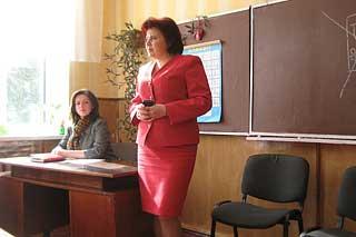 Відділ освіти Гребінківської РДА: Нарада керівників ЗНЗ