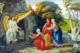 У Третю неділю після Пасхи Свята Православна Церква молитовно вшановує пам'ять святих жон-мироносиць