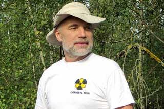 Радіаційний розвідник Сергій Мирний: «Українці – нація переможців Чорнобиля»