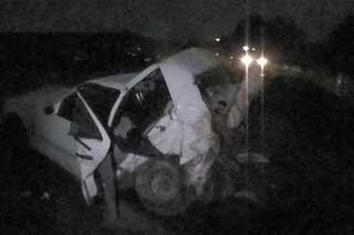 На Полтавщині в ДТП одна людина загинула, четверо отримали тілесні ушкодження