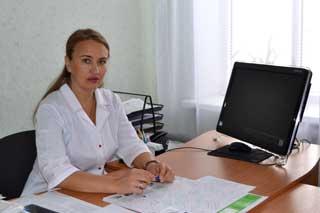 Ірина Дядькова з династії медиків: «Лікар — це не просто робота, а покликання»