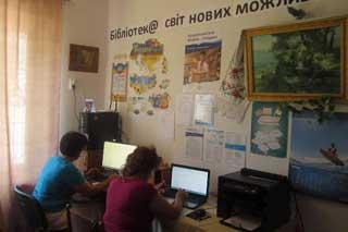 Бібліотека з Лубенщини – краща бібліотека області