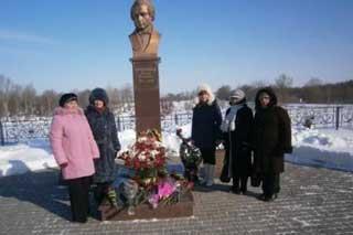 Мар'янівська школа: 204-та річниця з дня народження Євгена Гребінки