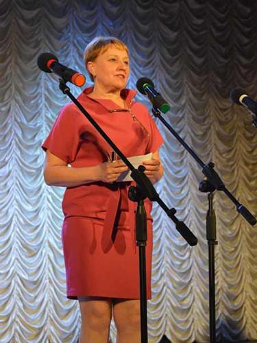 Перший етап конкурсу «Успішна жінка Полтавщини»