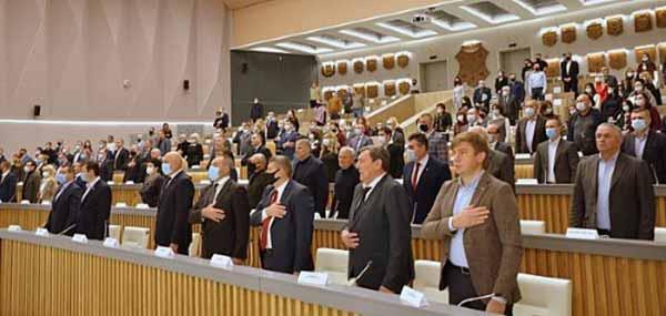 Олександра Біленького переобрали головою Полтавської облради