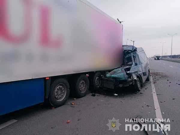 На Полтавщині потрійне ДТП: є постраждалий