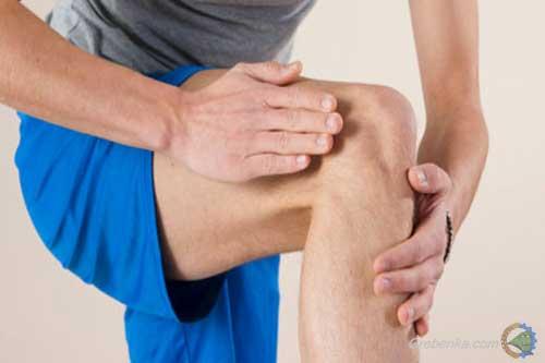 Боль в коленном суставе при холоде
